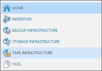 Veeam - Tape Infrastructure – Introdução e Inclusão do Tape